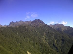 highest mountain PNG