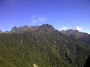 Mpunt Billewillam -PNG highest mountain