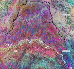 Radiometrics Surat Basin